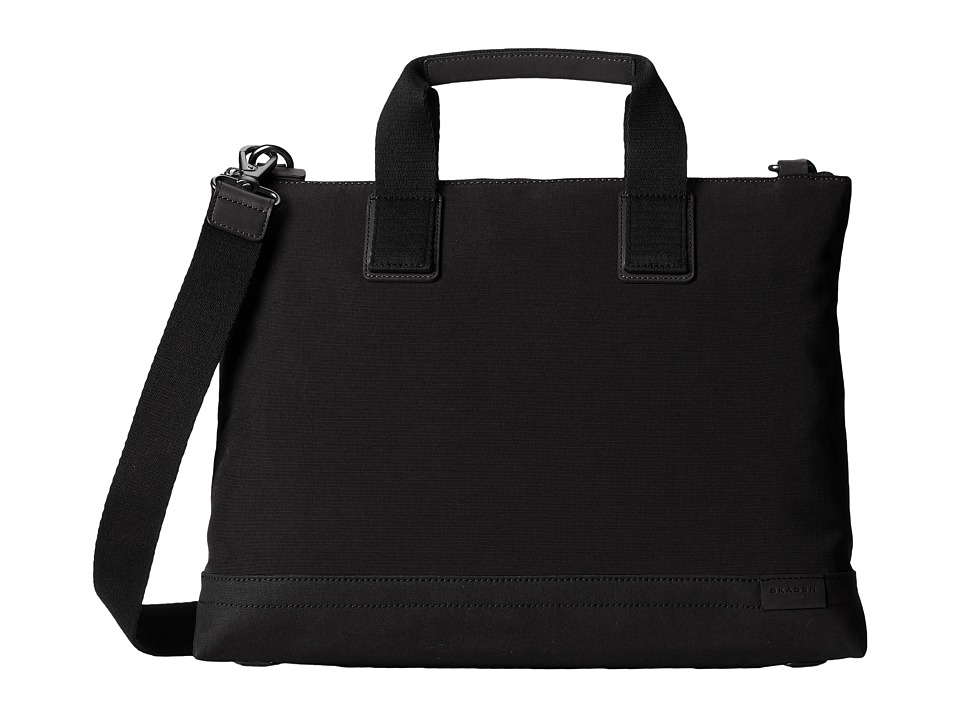 Skagen - Kruse Document Bag (Black) Bags