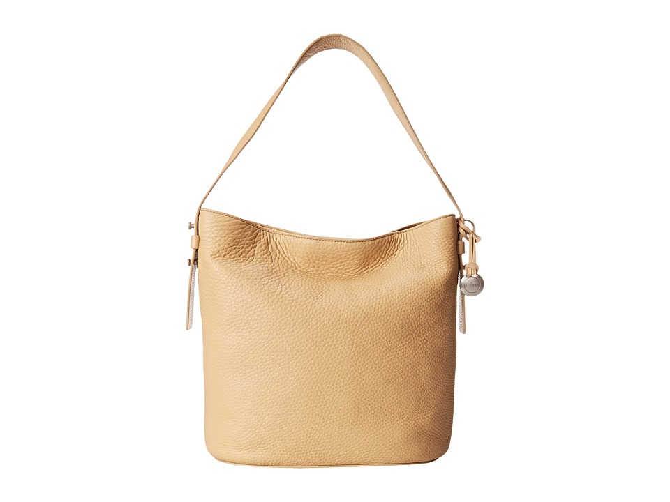 Skagen - Mini Karyn Bucket Bag (Tan) Bags