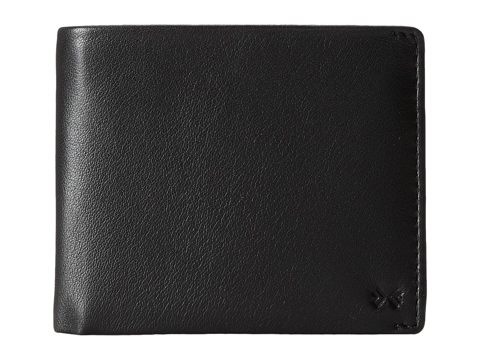 Skagen - Thomsen Traveler Wallet (Black) Wallet Handbags