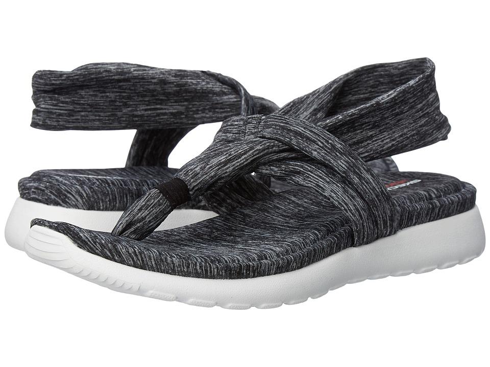 SKECHERS - Breeze Low - Studio Sport (Black) Women's Sandals