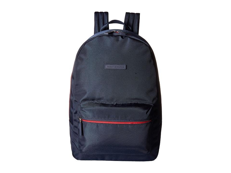 Tommy Hilfiger - Item Backpack (Navy) Backpack Bags
