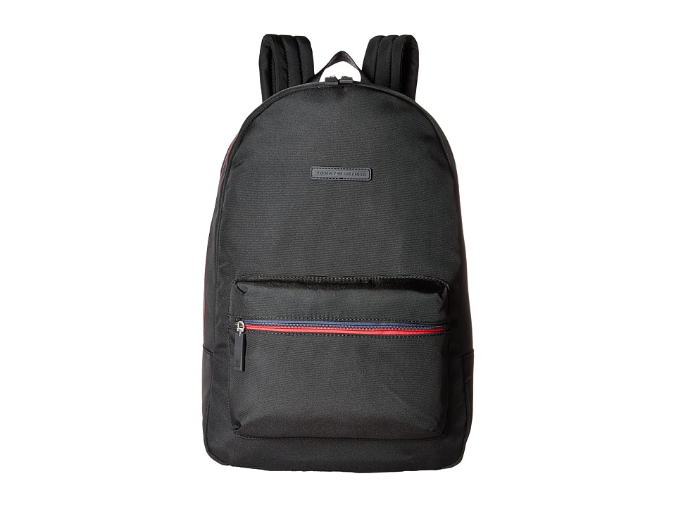 Tommy Hilfiger - Item Backpack (Black) Backpack Bags