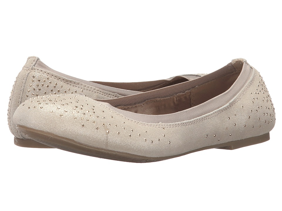 SKECHERS - Juliet - Sprinkles (Gold) Women's Flat Shoes