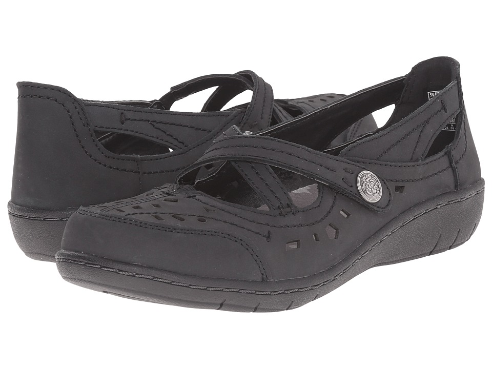 SKECHERS - Washington - Aberdeen (Black) Women's Maryjane Shoes