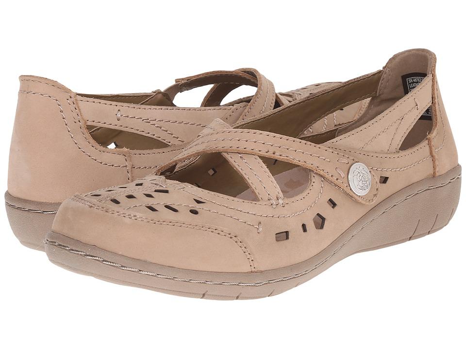SKECHERS - Washington - Aberdeen (Dark Taupe) Women's Maryjane Shoes