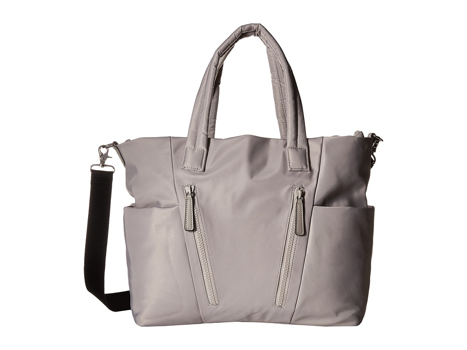 Rebecca Minkoff - Ellie Baby Bag (Grey) Handbags