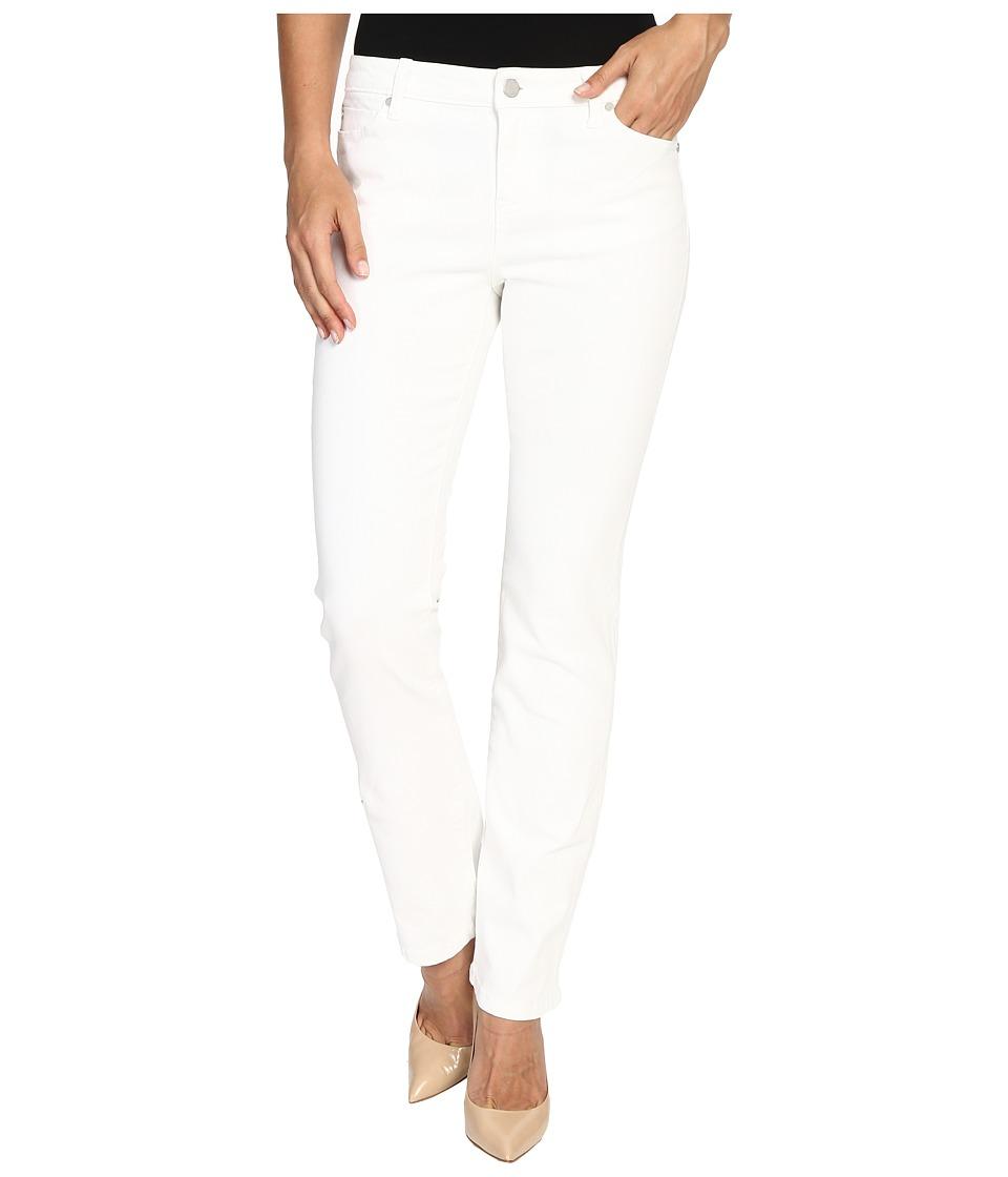 Liverpool - Sadie Straight in Bright White (Bright White) Women's Jeans
