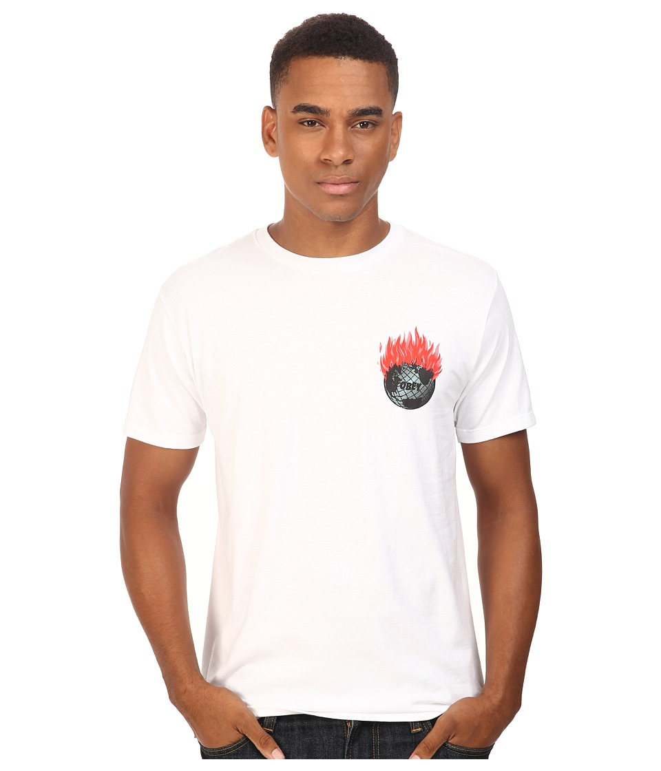 Obey - 350.org Awareness (White) Men's T Shirt