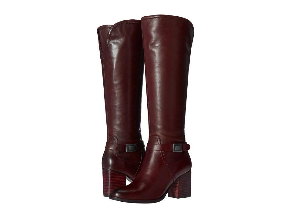Franco Sarto - Arlette (Dark Burgundy) Women's Boots