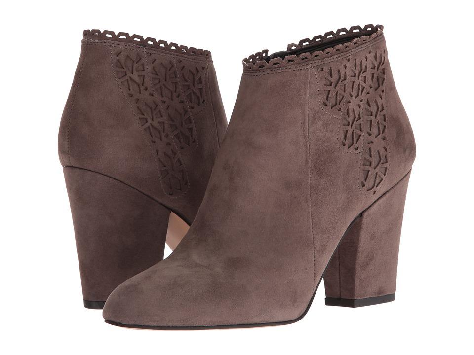 Franco Sarto - Fairy (Dark Graphite Suede) Women's Boots