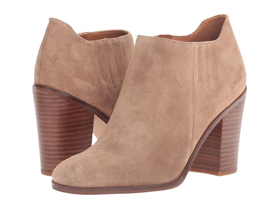 Franco Sarto - Frannie (Sandstone Suede) Women's Shoes