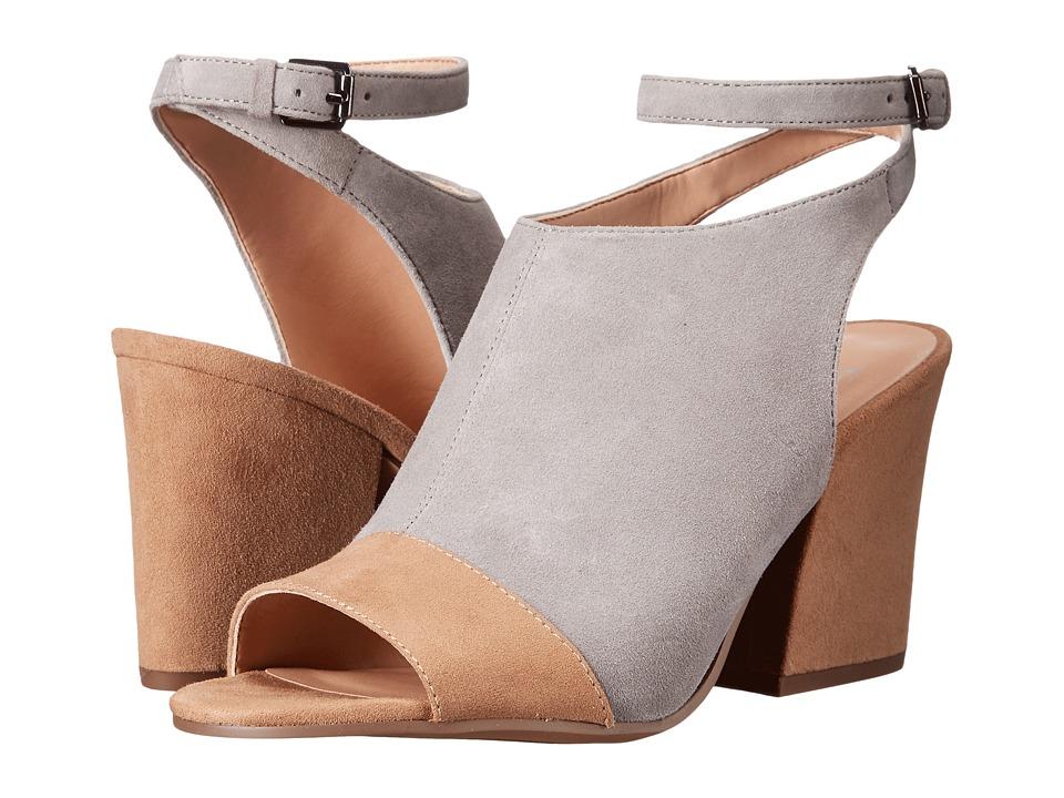 Franco Sarto - Franchesca (Dark Sandstone Suede) High Heels
