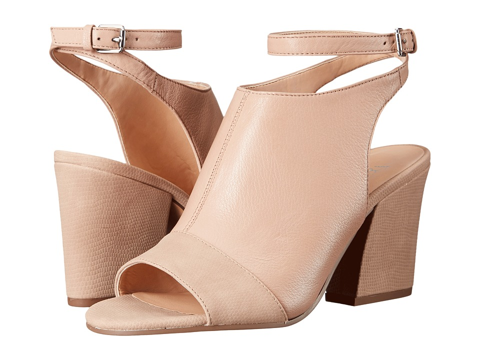 Franco Sarto - Franchesca (Soft Beige Leather) High Heels