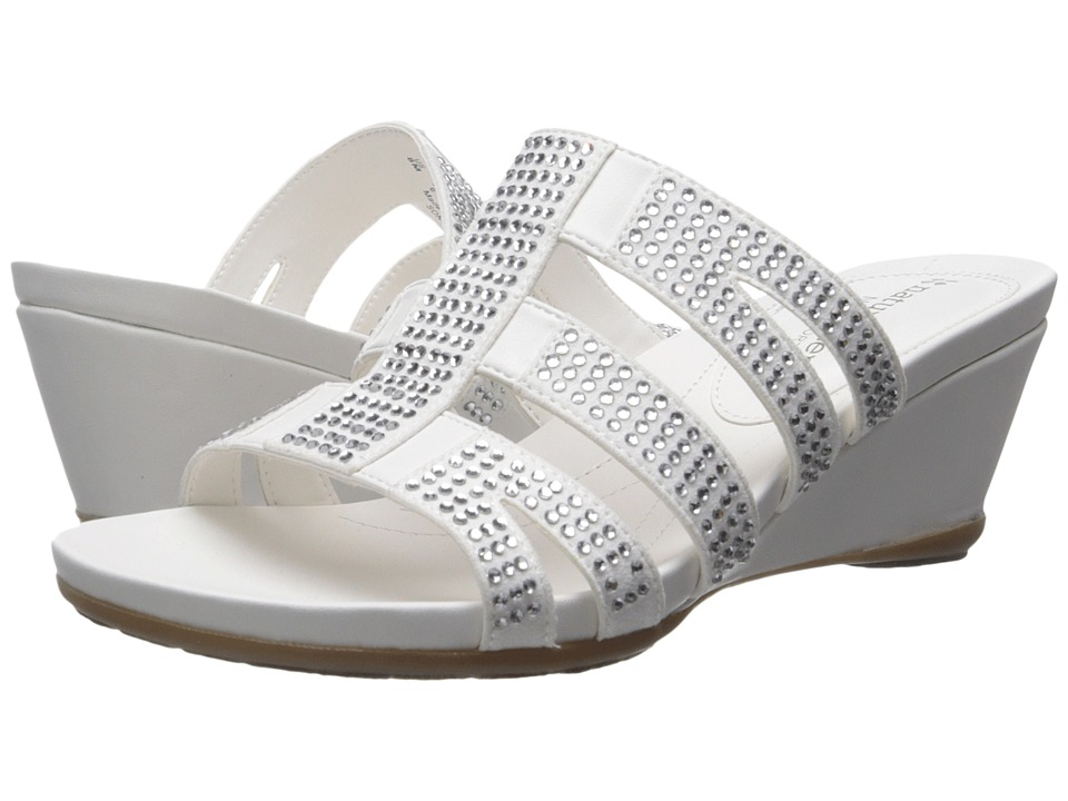 Naturalizer - Song (White) Women's Shoes