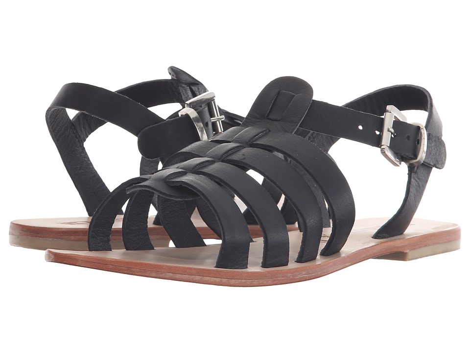 Sol Sana - Sims Sandal (Black) Women's Sandals