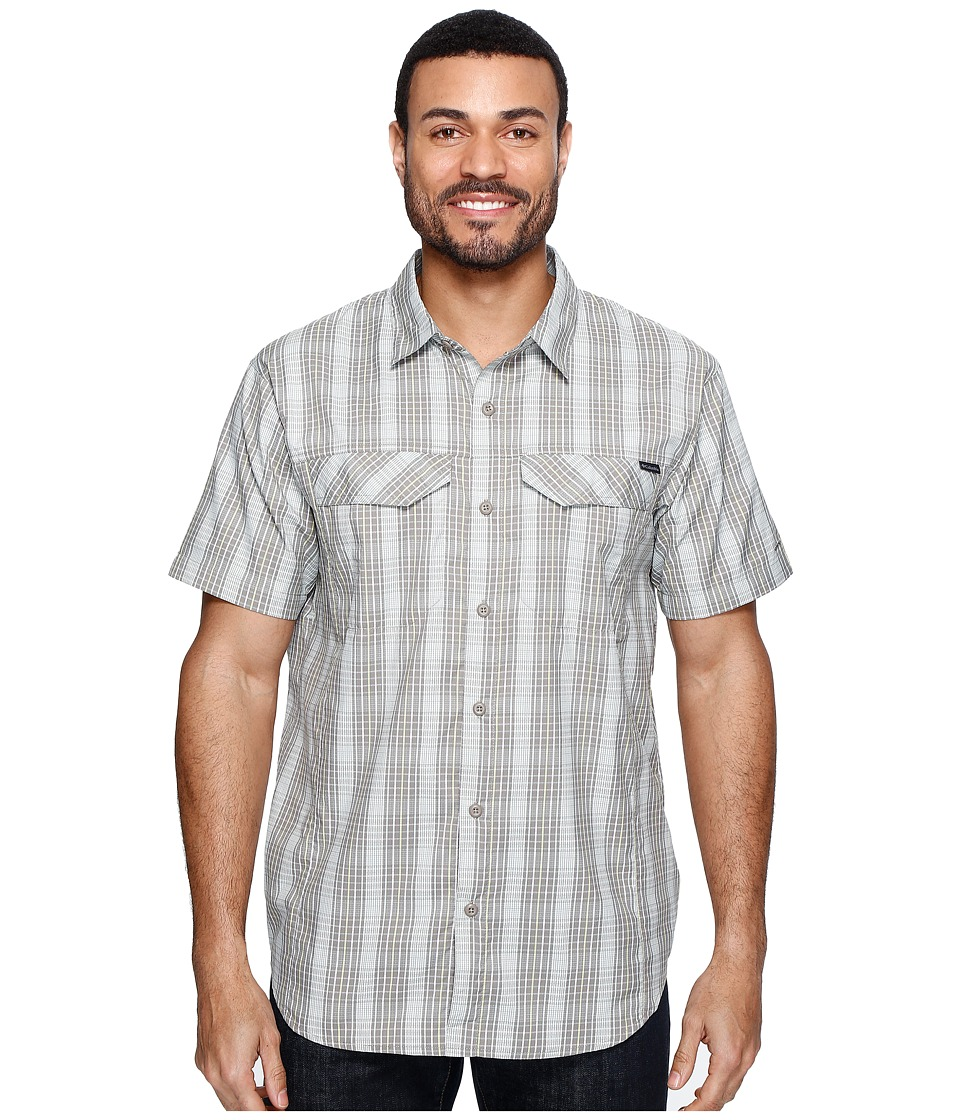 Columbia - Silver Ridge Lite Plaid Short Sleeve Shirt (Kettle Plaid) Men's Short Sleeve Button Up