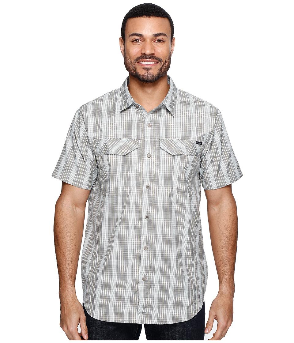 Columbia - Silver Ridge Lite Plaid Short Sleeve Shirt (Kettle Plaid) Men's Short Sleeve Button Up