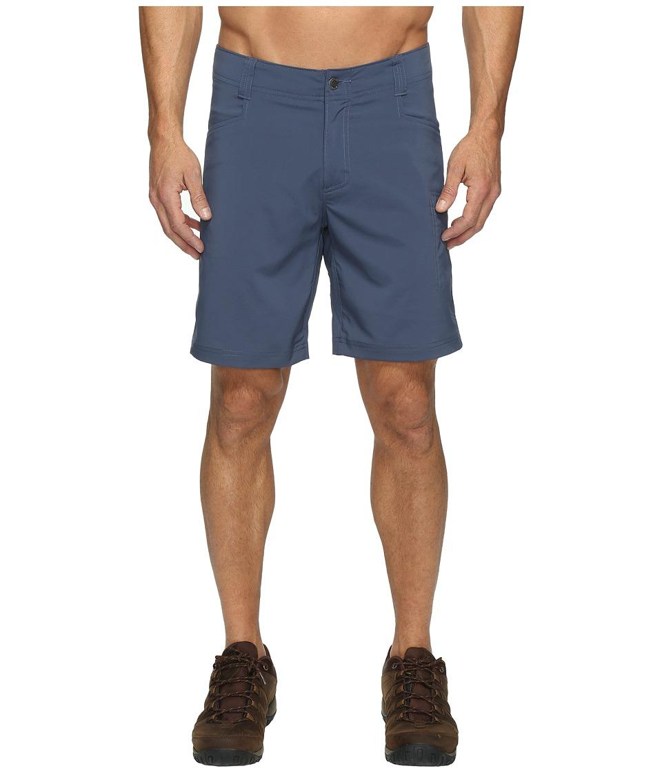 Columbia - Silver Ridge Stretchtm Shorts (Zinc) Men's Shorts