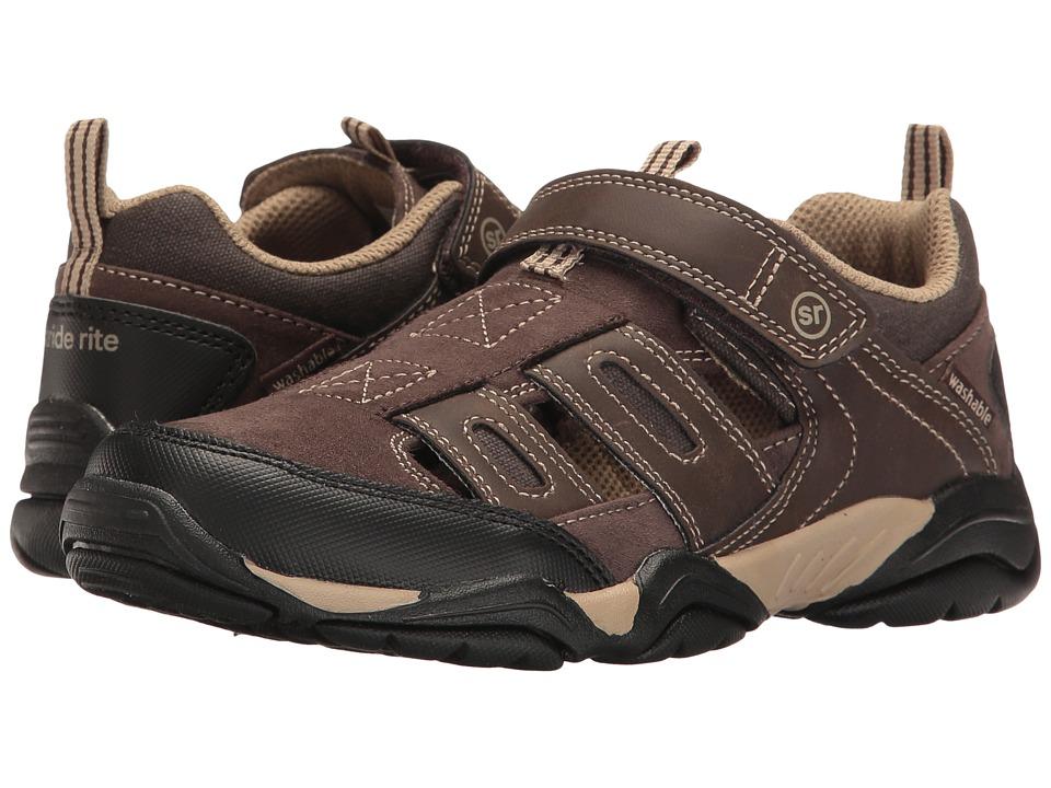 Stride Rite - Made 2 Play Allen (Little Kid) (Brown) Boy's Shoes