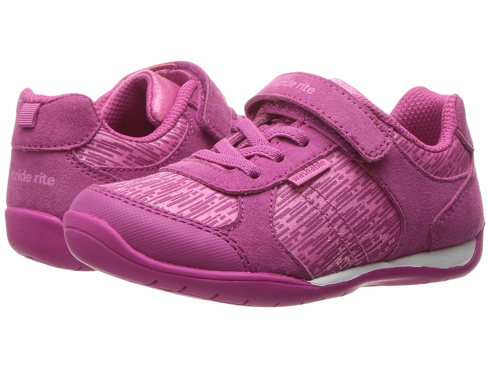 Stride Rite - Made 2 Play Molly (Toddler) (Pink) Girl's Shoes