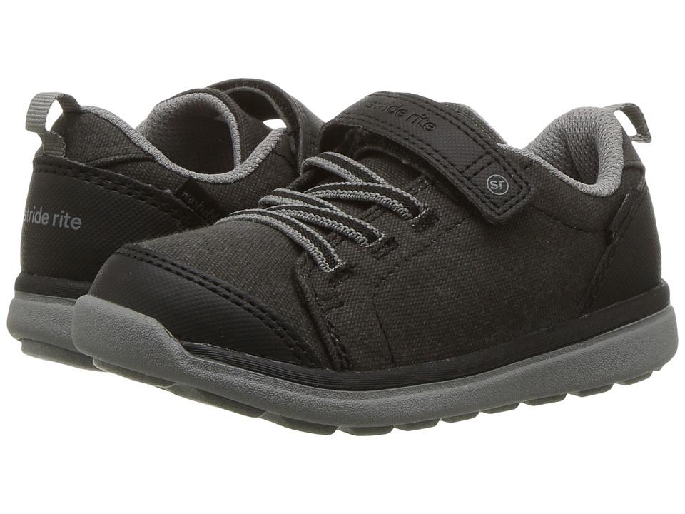 Stride Rite - Made 2 Play Bonde (Toddler) (Black) Boy's Shoes