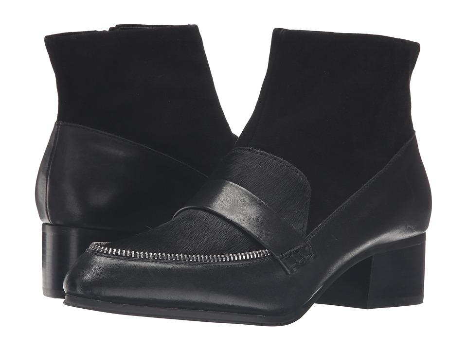 Shellys London - Colchester (Black) Women's 1-2 inch heel Shoes