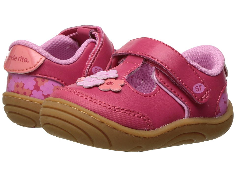 Stride Rite - Baylyn (Infant/Toddler) (Coral Pink) Girl's Shoes