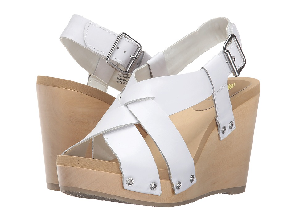 VOLATILE - Taper (White) Women's Shoes