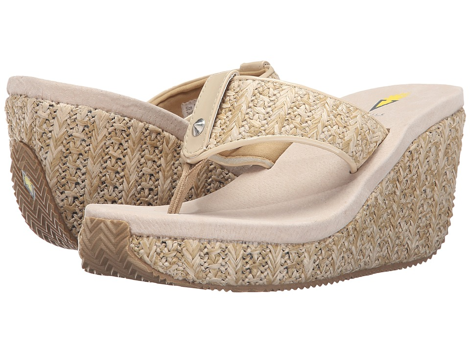 VOLATILE - Honeyed (Natural) Women's Shoes
