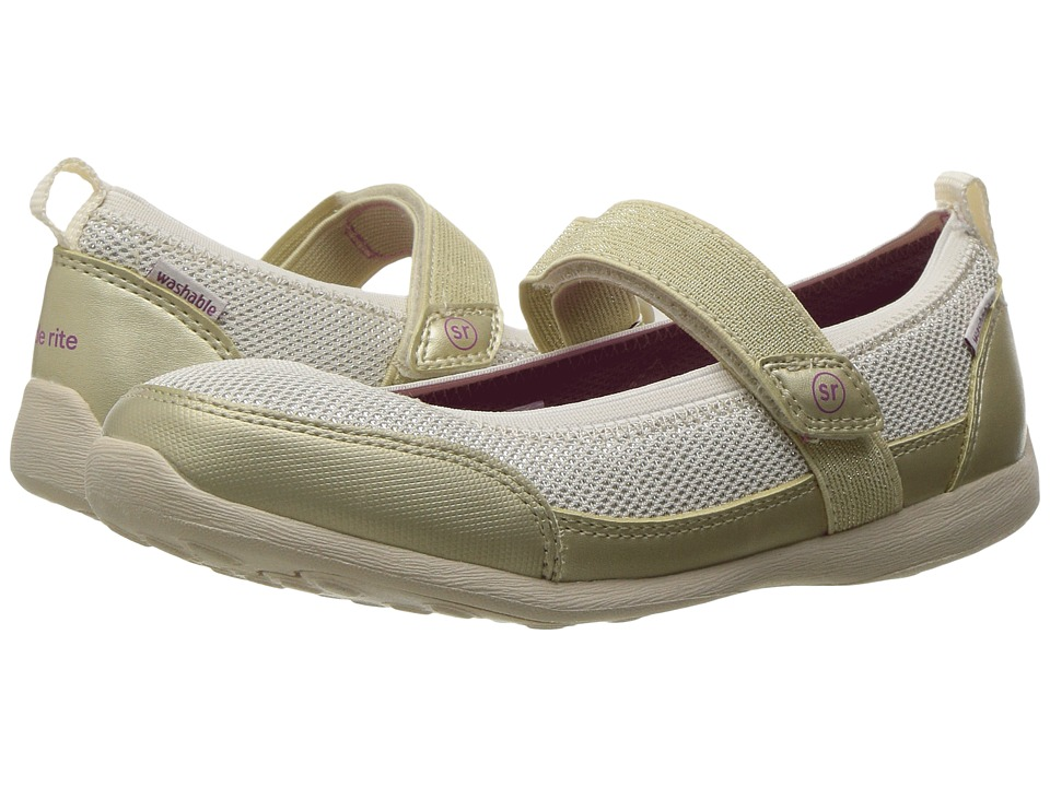 Stride Rite - Made 2 Play Tilly (Little Kid) (Champagne) Girl's Shoes