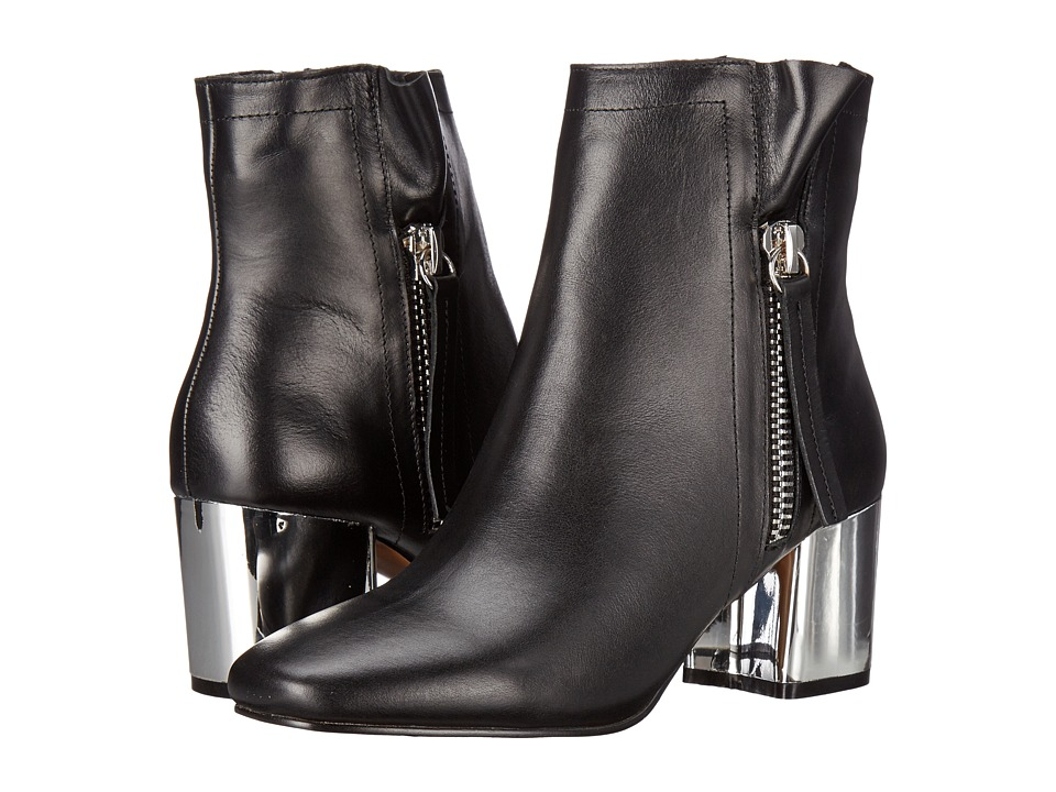 Shellys London Dain (Black Leather) Women