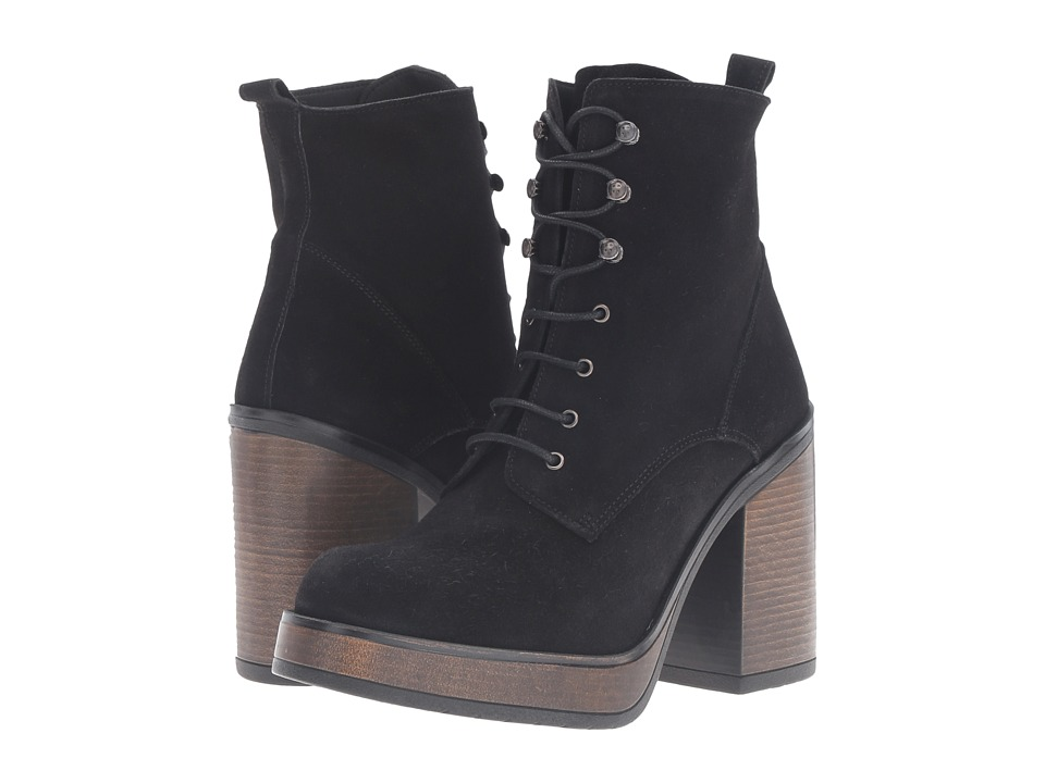 Shellys London Kayla (Black) Women