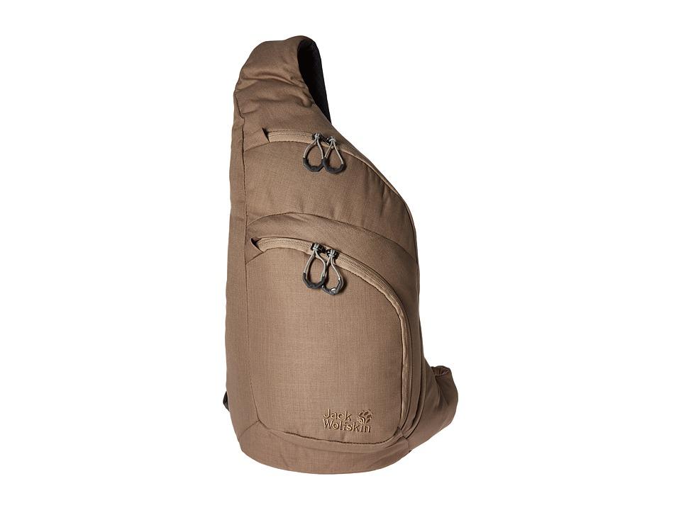 Jack Wolfskin - Centennial (Gravel) Backpack Bags