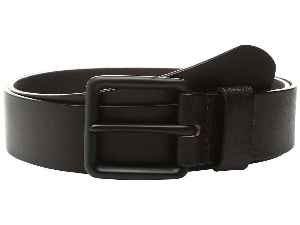 Bill Adler 1981 - Jim (Dark Brown) Men's Belts