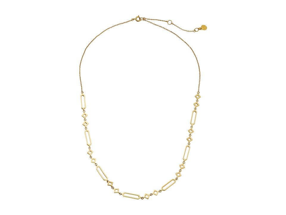 gorjana - Sia Necklace (Gold) Necklace