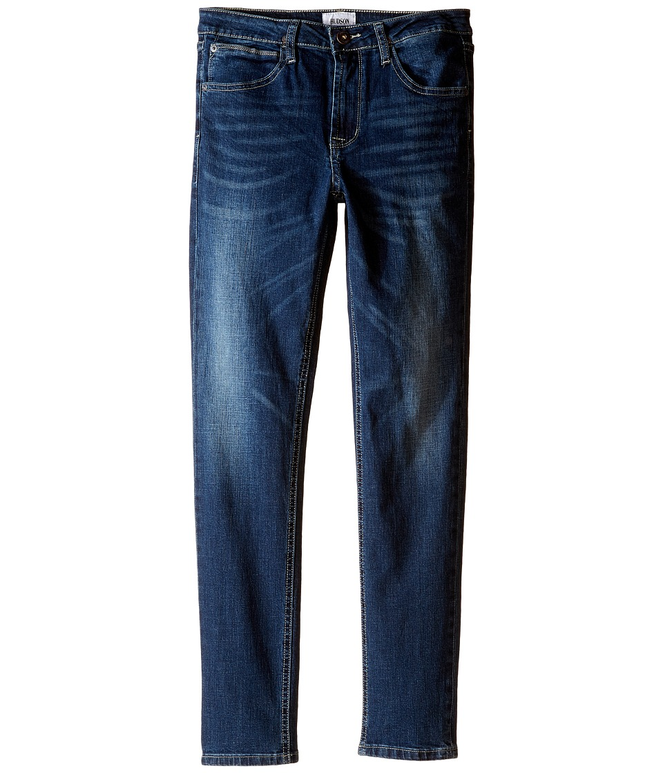 Hudson Kids - Jagger Slim Straight Five-Pocket in Indigo Red (Big Kids) (Indigo Red) Boy's Jeans