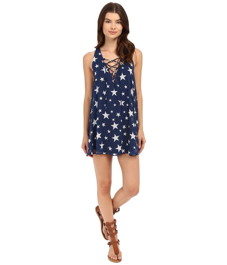 Show Me Your Mumu - Rancho Mirage Tunic Dress (Starry Eyed) Women's Dress