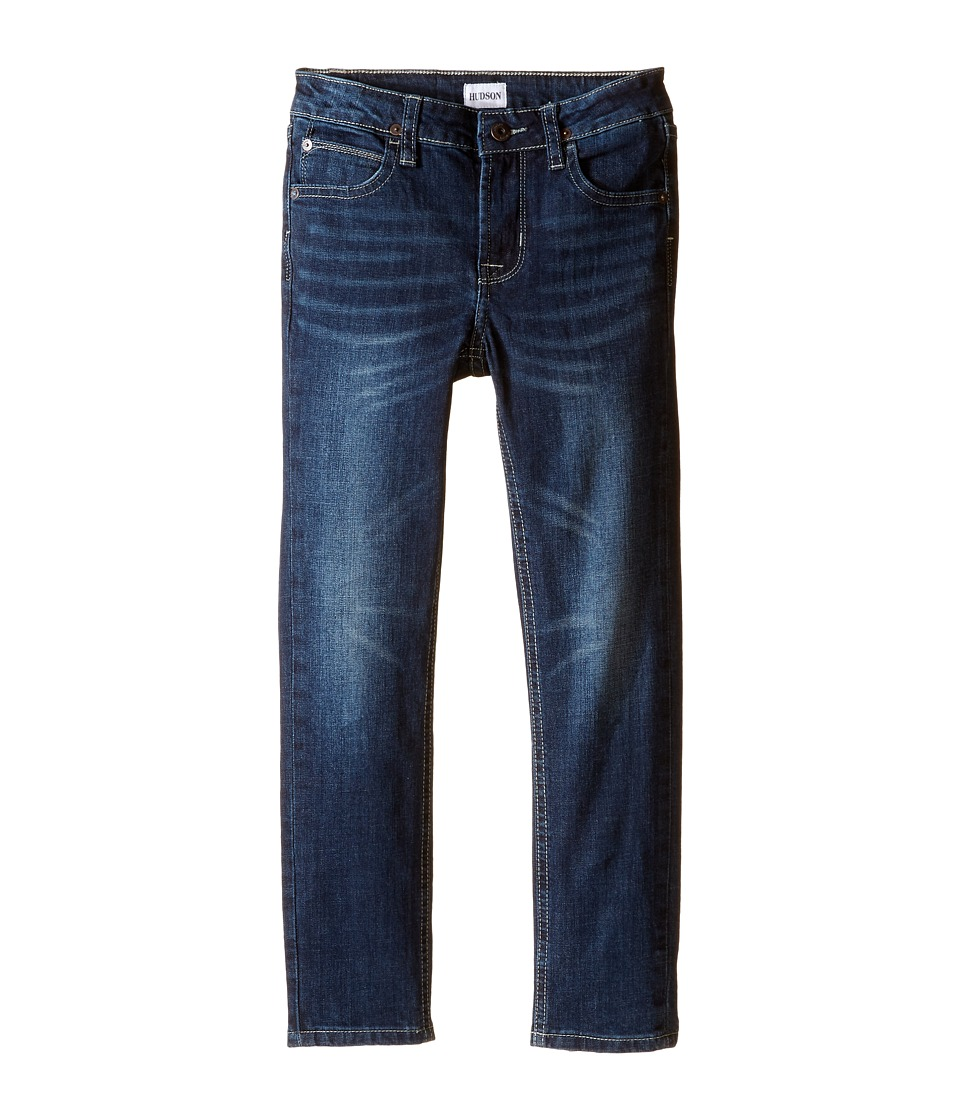 Hudson Kids - Jagger Slim Straight Five-Pocket in Indigo Red (Toddler/Little Kids/Big Kids) (Indigo Red) Boy's Jeans