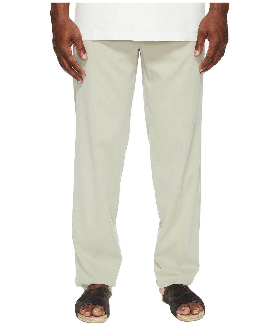 Tommy Bahama Big & Tall - Big Tall Beachfront Pants (Khaki Sands) Men's Casual Pants