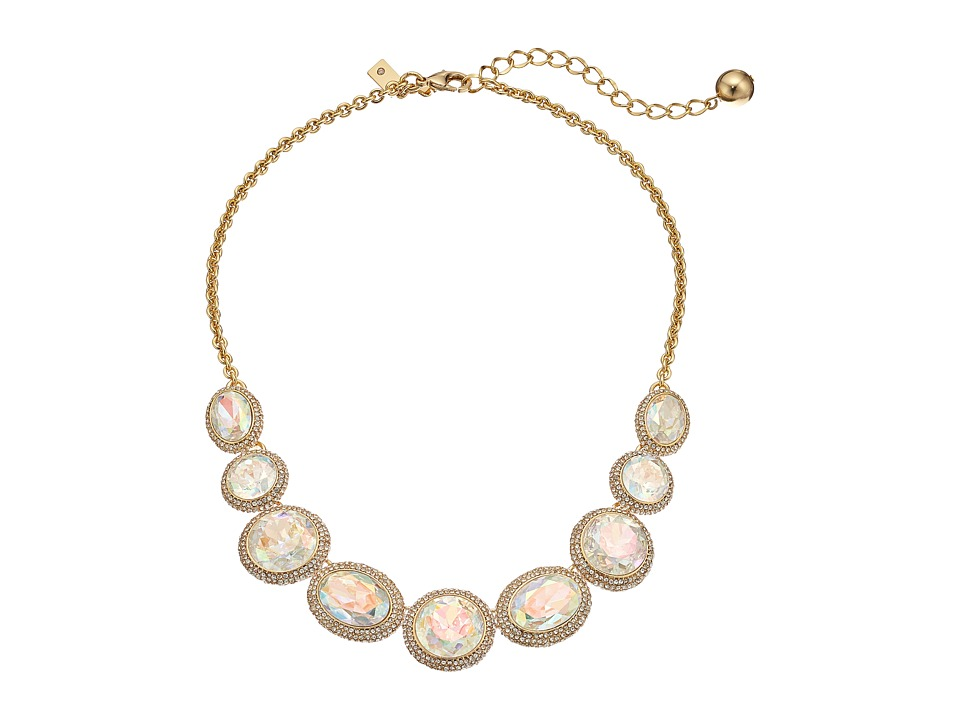 Kate Spade New York - Absolute Sparkle Small Necklace (Crystal AB) Necklace