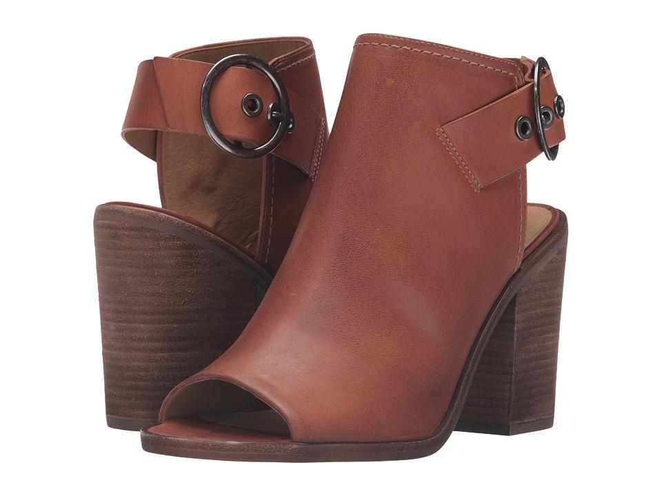 Steve Madden - Parlor (Cognac Leather) Women's Shoes