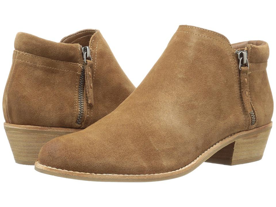 Steve Madden - Tobii (Cognac Suede) Women's Shoes