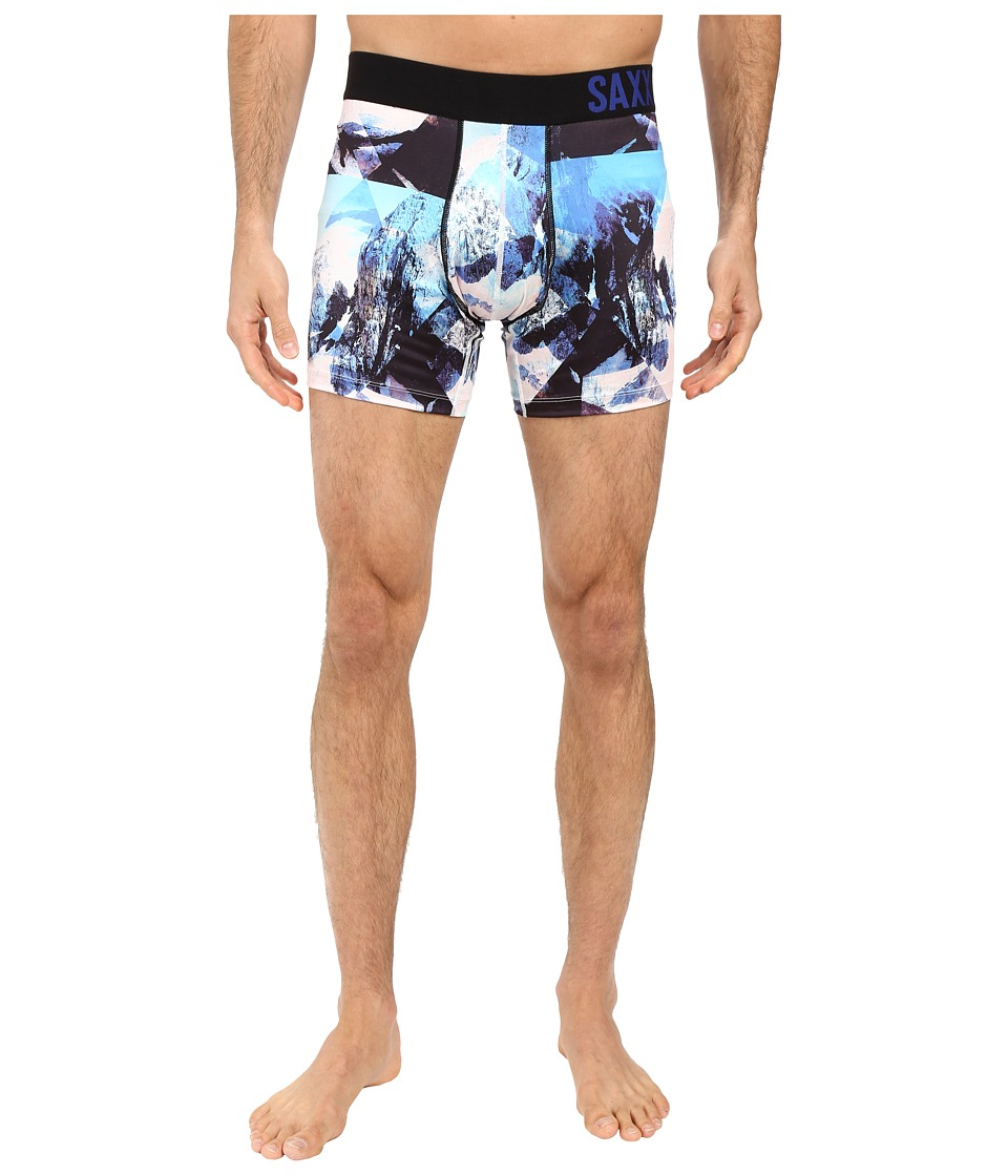 SAXX UNDERWEAR - Fuse Boxer (Mountainscape) Men's Underwear