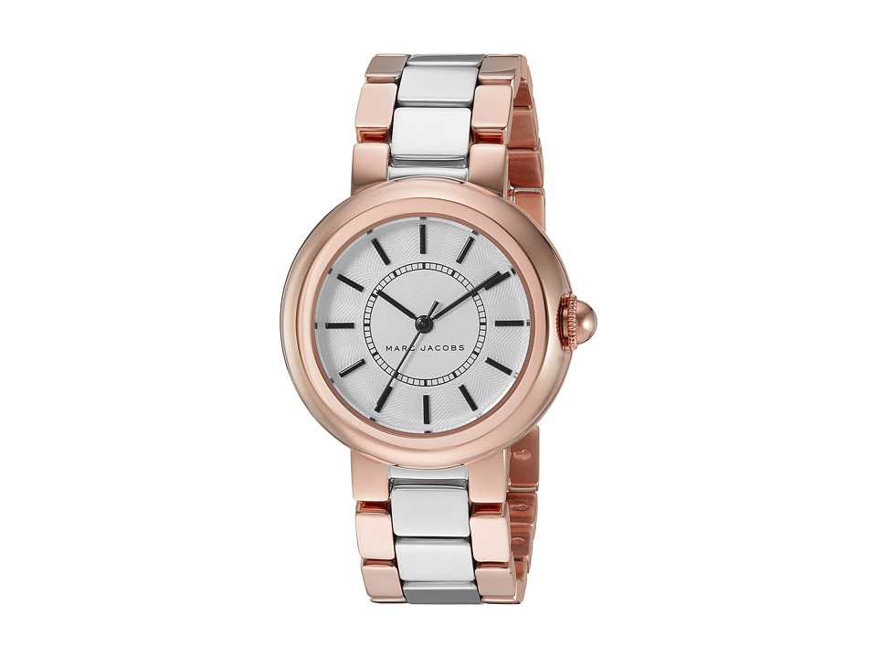 Marc Jacobs - Courtney (Rose Gold/Silver) Watches