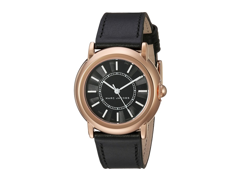 Marc Jacobs - Courtney (Black) Watches