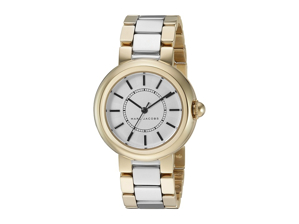 Marc Jacobs - Courtney (Gold/Silver) Watches