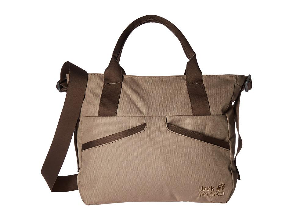Jack Wolfskin - Midtown (Gravel) Backpack Bags