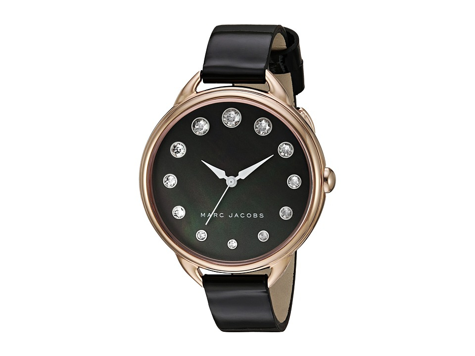 Marc by Marc Jacobs - Betty (Black) Watches