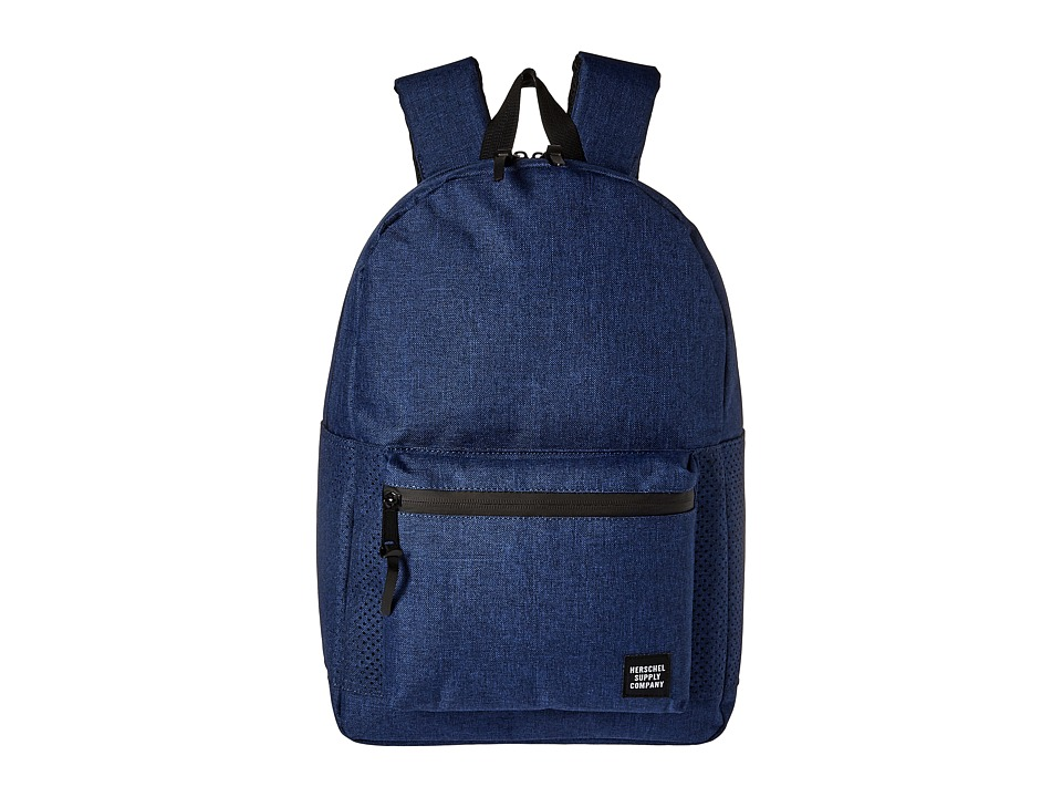 Herschel Supply Co. - Settlement (Eclipse Crosshatch/Black) Backpack Bags