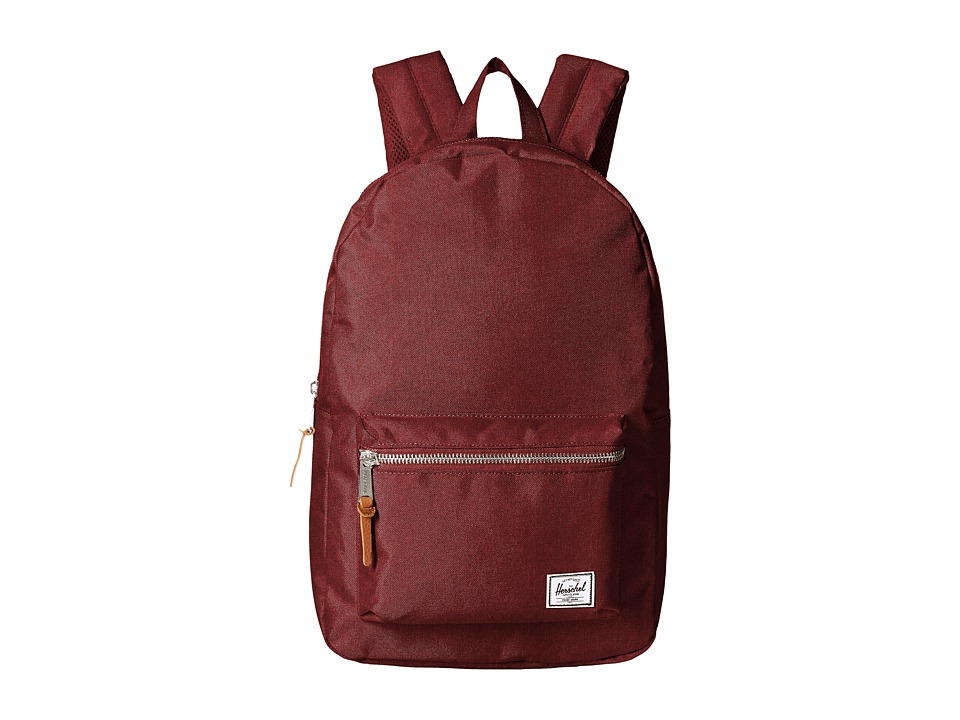 Herschel Supply Co. - Settlement (Winetasting Crosshatch) Backpack Bags